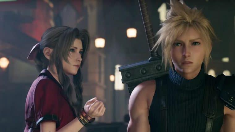 Final Fantasy VII Remake terá legendas em português do Brasil