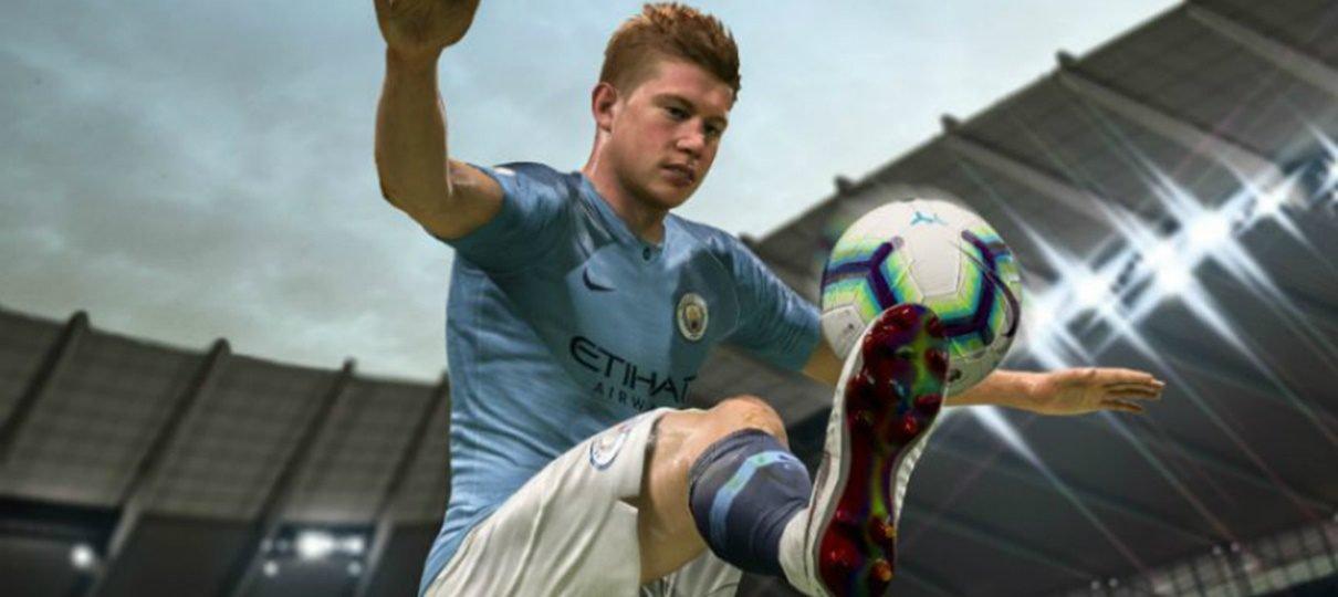 FIFA 20 é anunciado e ganha primeiro teaser