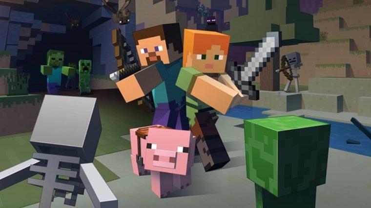 Filme de Minecraft terá roteirista de Frozen 2