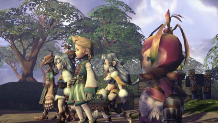 Final Fantasy Crystal Chronicles Remastered será lançado também para smartphones