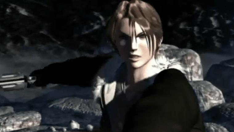 Final Fantasy VIII terá versão remasterizada