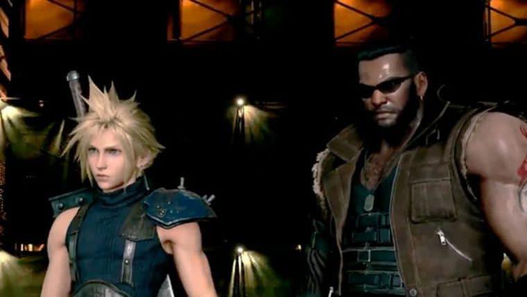 Final Fantasy VII Remake: finalmente jogamos, direto da E3 2019!