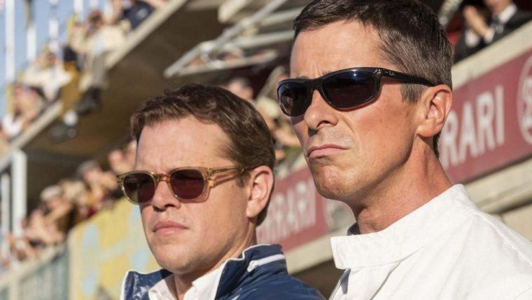 Ford vs Ferrari   Matt Damon e Christian Bale juntam forças em trailer