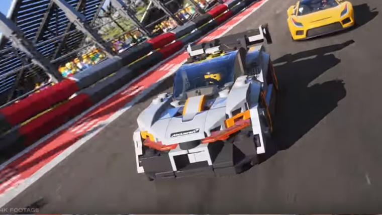Forza Horizon 4 ganha expansão de LEGO chamada de Speed Champions