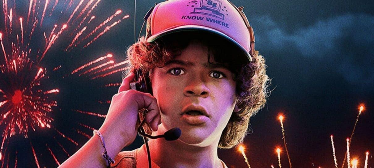 Ator de Stranger Things vai apresentar programa de pegadinhas na Netflix