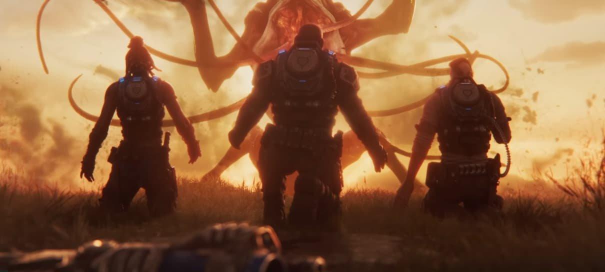 Gears 5: já jogamos! Confira as primeiras impressões, direto da E3 2019
