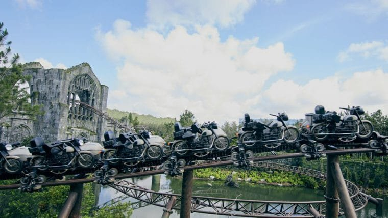 Nova atração de Harry Potter é inaugurada no Universal Orlando Resort