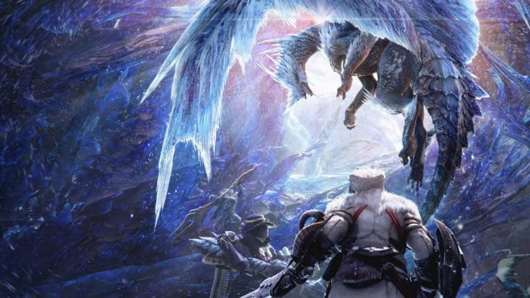 Jogamos Iceborne, a expansão de Monster Hunter World