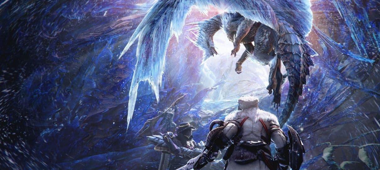 Jogamos Iceborne, a expansão de Monster Hunter World