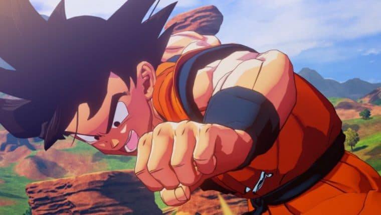Jogamos Dragon Ball Z: Kakarot e ele é diferente de todos os games da franquia