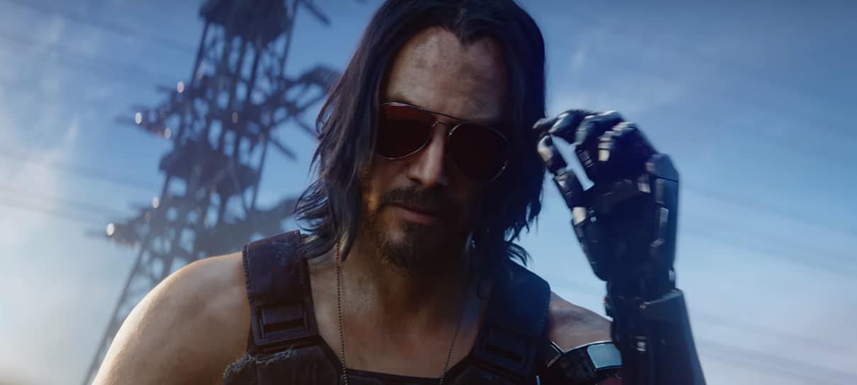 Cyberpunk 2077   Conheça Johnny Silverhand, personagem interpretado por Keanu Reeves