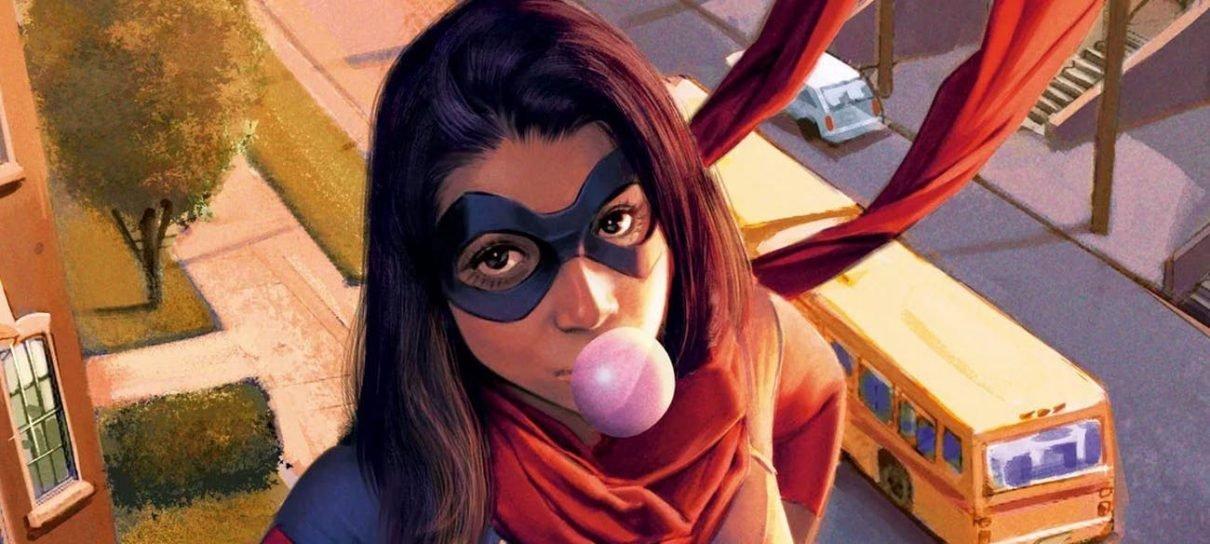 Ms. Marvel | Mindy Kaling conversou com a Marvel sobre possível adaptação das HQs