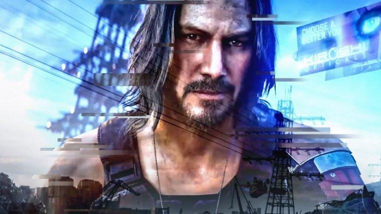 Cyberpunk 2077   Fãs fazem abaixo-assinado por conquista baseada no meme de Keanu Reeves