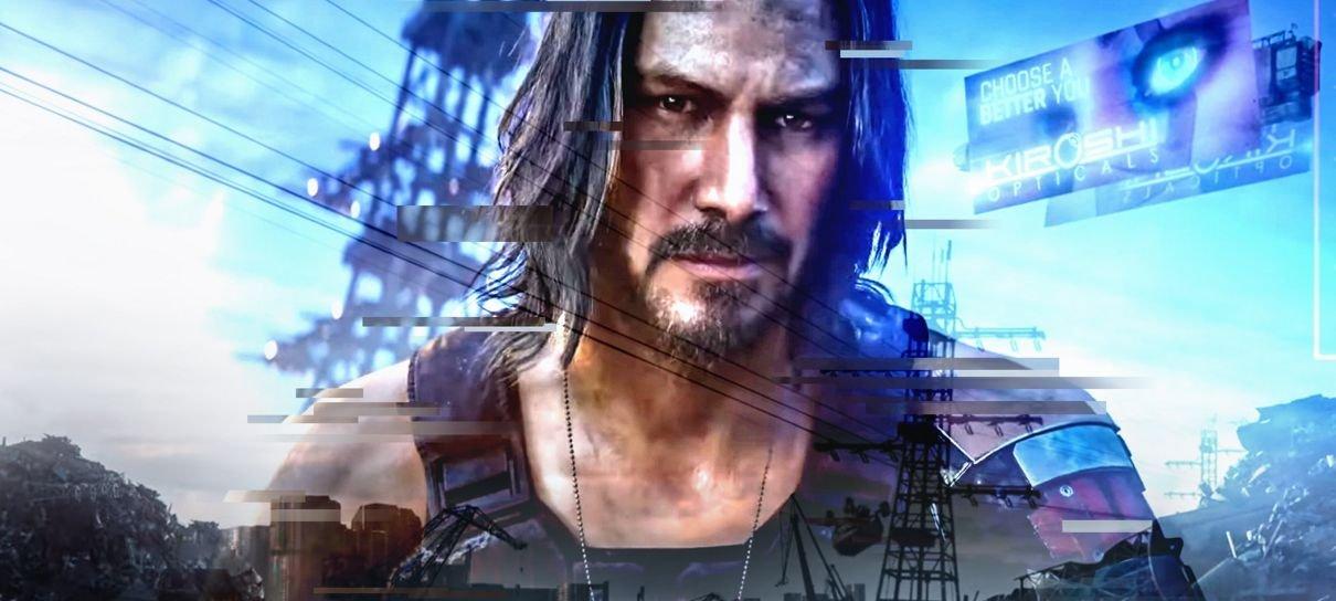 Cyberpunk 2077 | Fãs fazem abaixo-assinado por conquista baseada no meme de Keanu Reeves