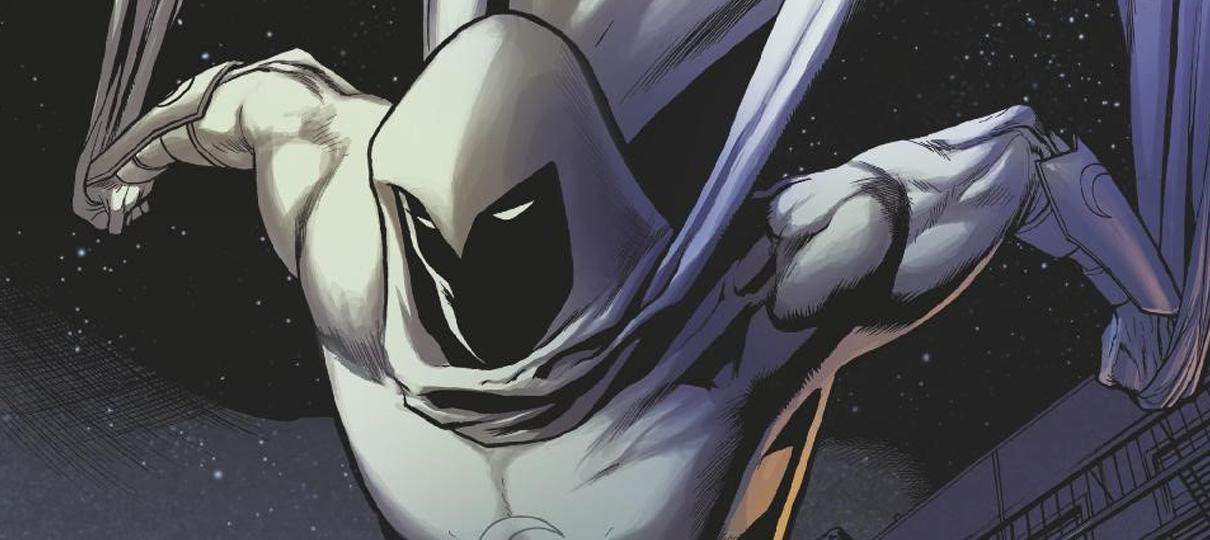 Escritor da Marvel quer que Keanu Reeves interprete Cavaleiro da Lua