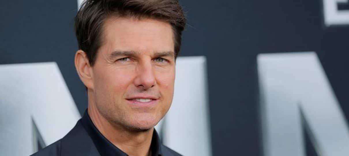 Por alguma razão, Justin Bieber quer lutar com Tom Cruise