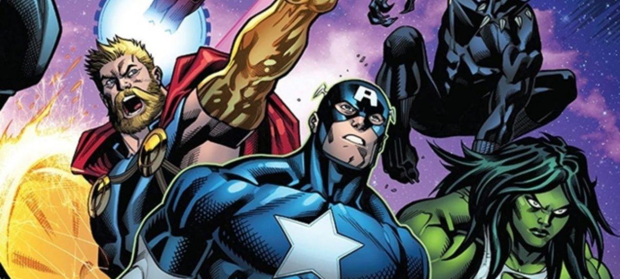 Marvel ocupou 50% das vendas de HQ nos EUA em abril