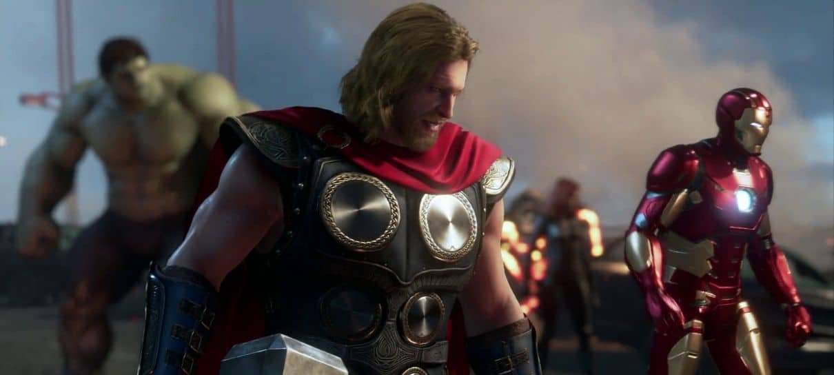 Marvel's Avengers   Diretor criativo justifica a aparência dos personagens
