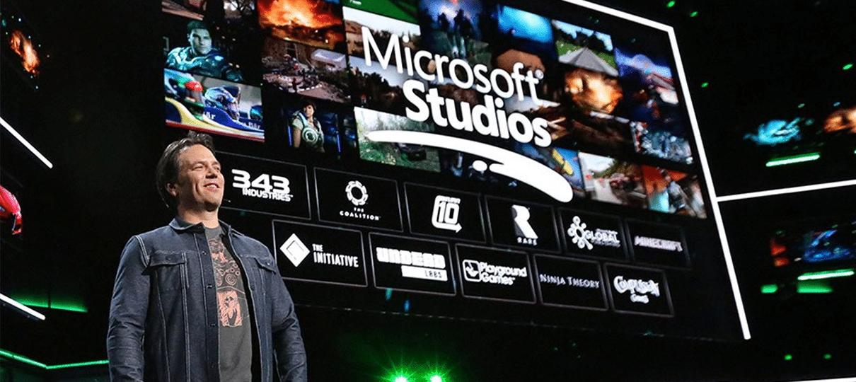 Microsoft está cogitando comprar um estúdio japonês
