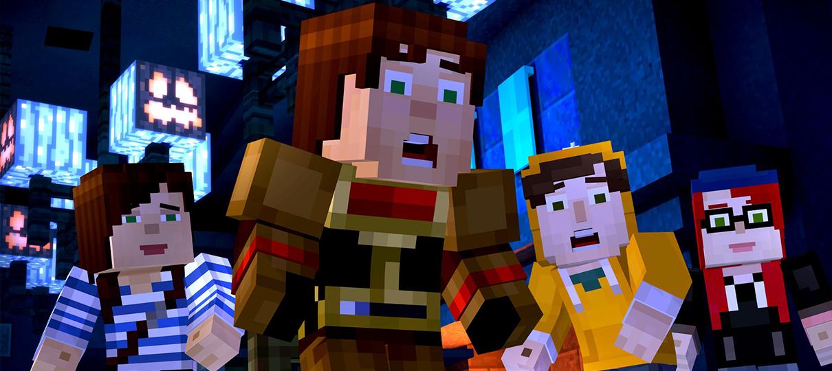 Minecraft: Story Mode não poderá mais ser baixado, mesmo que você tenha o jogo