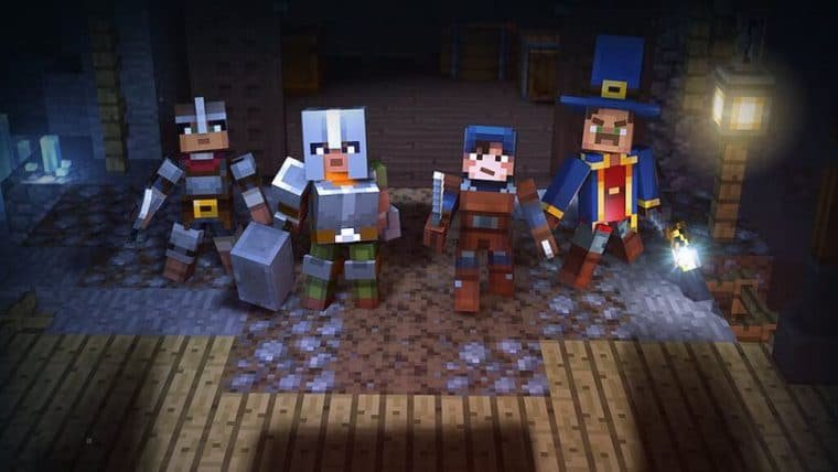 Minecraft Dungeons: jogamos! Confira as primeiras impressões, direto da E3 2019