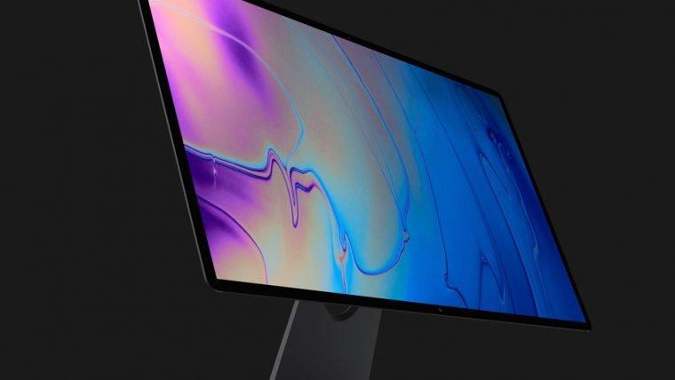 Apple lança monitor de US$ 5 mil, com um suporte que custa US$ 999