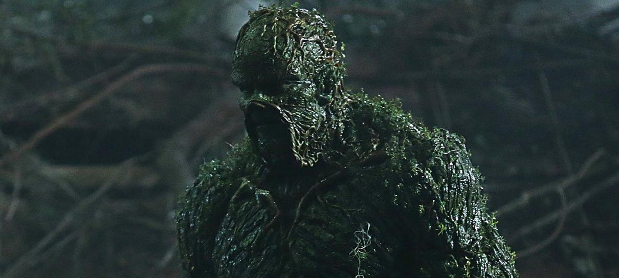 Monstro do Pântano   Série teria três temporadas, diz site