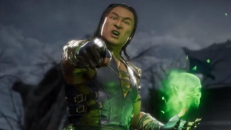 Mortal Kombat 11 | Vídeo mostra gameplay de Shang Tsung e personagens do Kombat Pack