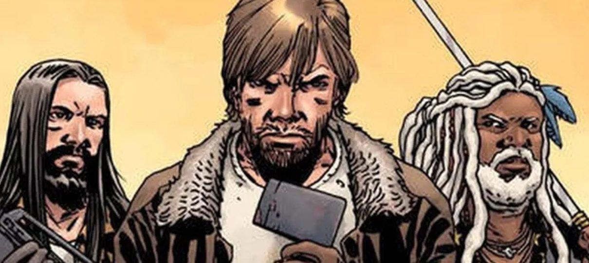 The Walking Dead | HQ mata personagem importante e dá novos rumos para a história