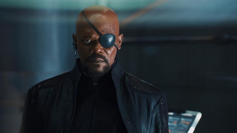 Homem-Aranha: Longe de Casa | Samuel L. Jackson está pistola com erro em pôster