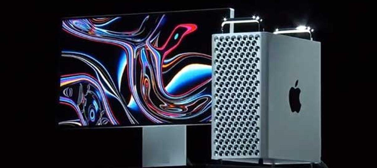 Apple anuncia novo Mac Pro por R$ 23 mil