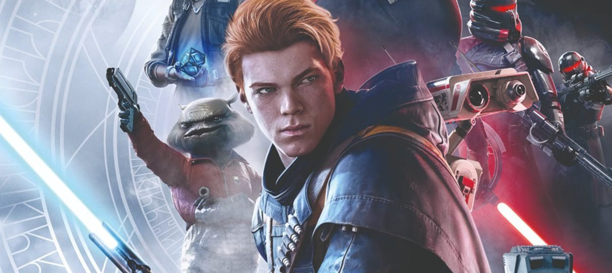 Novo teaser Star Wars Jedi: Fallen Order mostra um pouco do gameplay