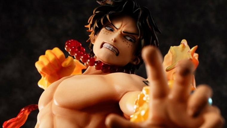 One Piece | Essa figure do Ace vai esquentar as suas finanças