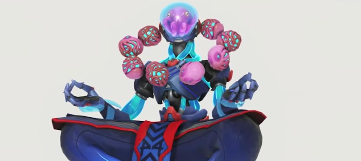 Overwatch | Skin do Zenyatta inspirada em pro player é revelada
