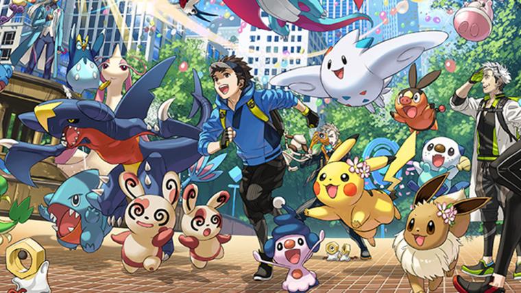 Pokémon GO | Evento de aniversário trará Pokémon shiny em suas formas de Alola