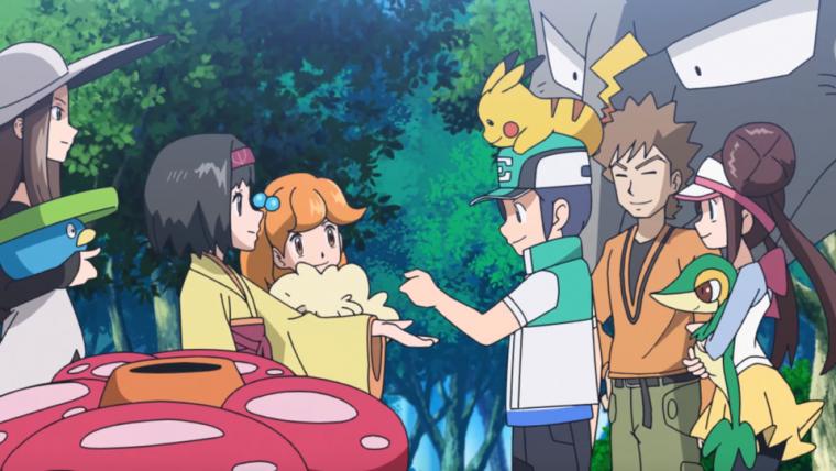 Pokémon Masters | Batalhas do jogo serão em tempo real