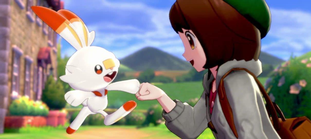 Pokémon Sword & Shield | Jogo não terá suporte para todos os Pokémon