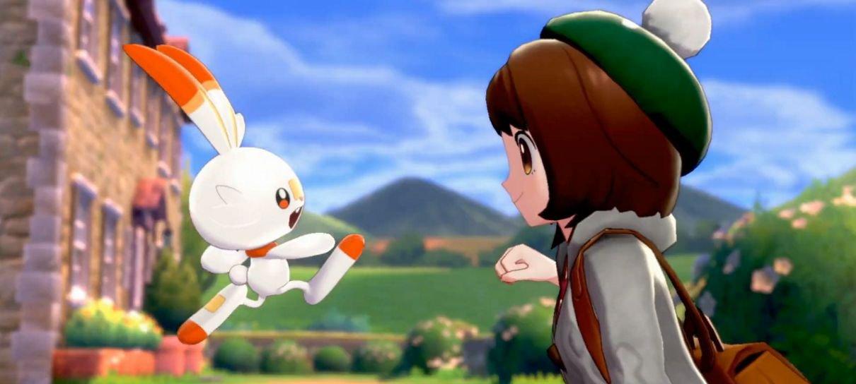 Pokémon Sword & Shield | Confira as principais novidades dos jogos