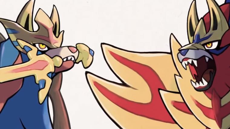 Pokémon Sword & Shield   Trailer revela novos monstros, batalhas cooperativas e lendários