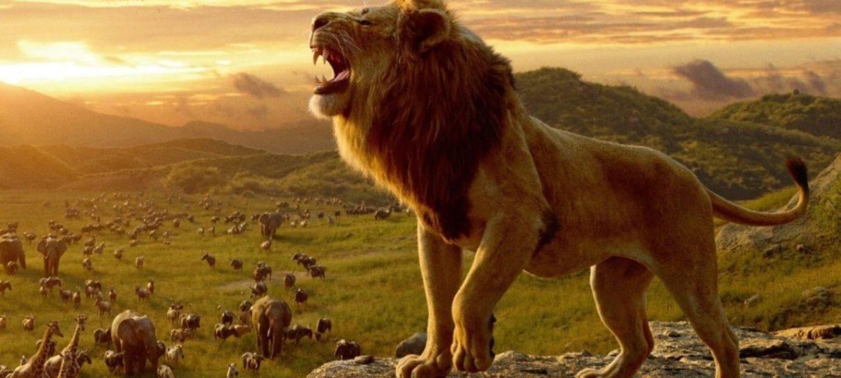 O Rei Leão tem a segunda melhor pré-venda de ingressos do ano nos EUA