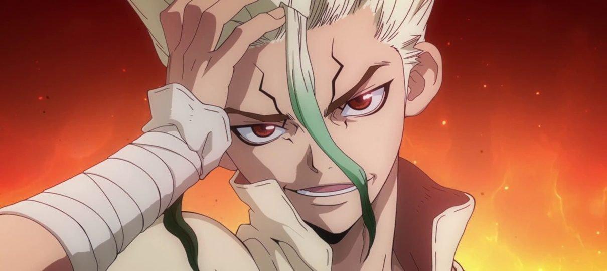Dr. Stone, Vinland Saga e mais: confira os animes que chegam na próxima temporada!