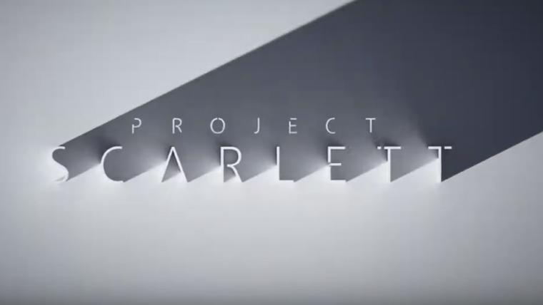 Project Scarlett é o próximo console da Microsoft