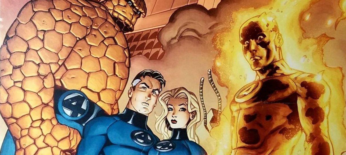 Quarteto Fantástico   Reboot pode se passar nos anos 60 e estrear em 2022, diz rumor