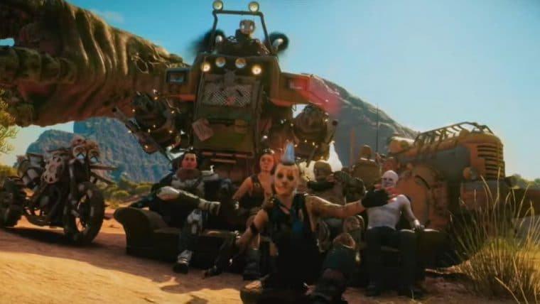 Rage 2 | Trailer da expansão anuncia mecha pilotável e mais novidades