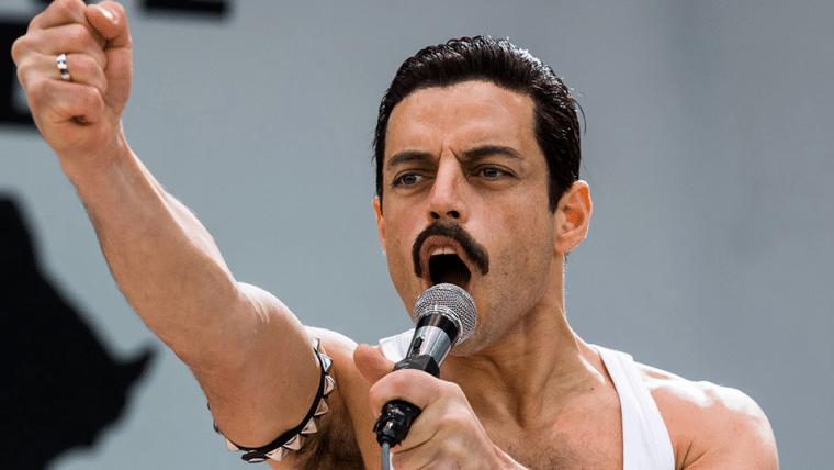Rocketman quase teve cameo de Rami Malek como Freddie Mercury