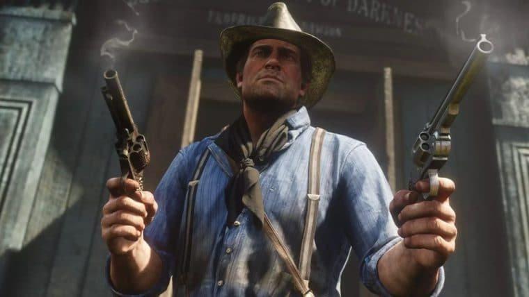 Red Dead Redemption 2 será uma das inspirações da sequência de Breath of the Wild
