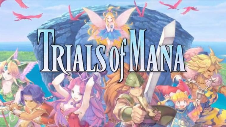 Remake de Trials of Mana e Collection of Mana são anunciados
