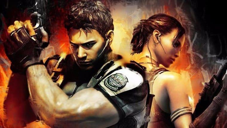 Resident Evil 5 e 6 são anunciados para Nintendo Switch