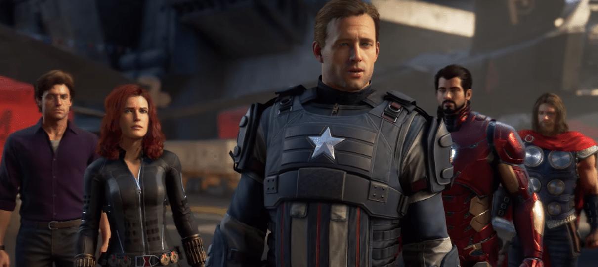 E3 2019 | Final Fantasy VII Remake, Marvel's Avengers e destaques na conferência da Square