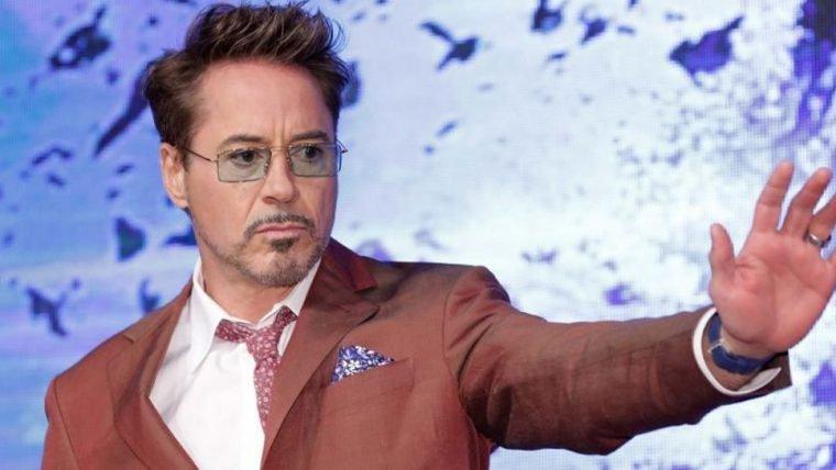 Robert Downey Jr. quer usar robôs para limpar o planeta